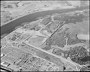 """ackroyd-11981-12 """"Port of Portland. October 1, 1963."""", (Rivergate, Oregon Steel Mills)"""