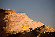 Jeceaba_MG, Brasil...Construcao de uma usina siderurgica em Jeceaba...The construction of the steel industry in Jeceaba...Foto: JOAO MARCOS ROSA / NITRO.