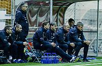 Fotball , 6. februar 2020 , privatkamp , Brann - Åsane<br /> <br /> trener Lars Arne Nilsen , Brann