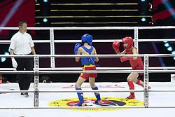 August 2, 2018 - Shanghai, Shanghai, China - Shanghai, CHINA-The Sanda Premier League (SPL) 2018 is held in Shanghai, China, July 27th, 2018. (Credit Image: © SIPA Asia via ZUMA Wire)