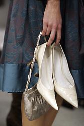 Shoes. (Photo by Vid Ponikvar / Sportal Images)
