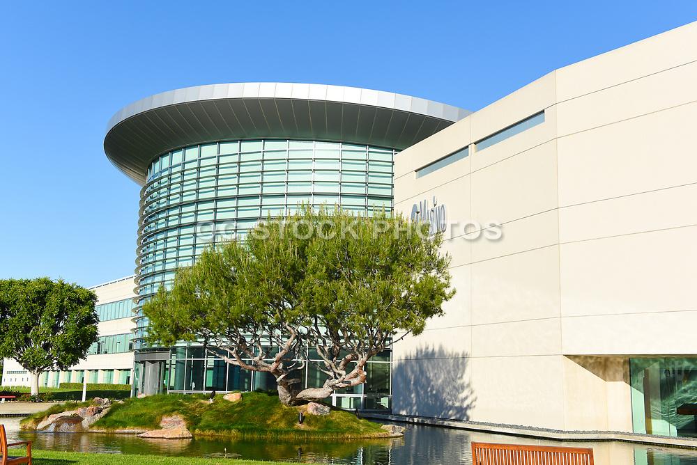 Innovative Medical Monitoring Office Building