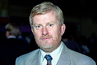 Andrew Miller, MP, Labour Party, UK, at annual conference. 199409023.<br /> <br /> Copyright Image from Victor Patterson, Belfast, UK<br /> <br /> t: +44 28 9066 1296 (from Rep of Ireland 048 9066 1296)<br /> m: +44 7802 353836<br /> e: victorpattersonbelfast@gmail.com<br /> <br /> www.images4media.com<br /> <br /> Please see my full Terms and Conditions of Use at https://www.images4media.com/p/terms-conditions - it is IMPORTANT that you familiarise yourself with them.<br /> <br /> Images used online incur an additional cost. This cost should be agreed in writing in advance. Online images must be visibly watermarked i.e. © Victor Patterson or that of the named photographer within the body of the image. The original metadata must not be deleted from images used online.<br /> <br /> This image is only available for the use of the download recipient i.e. television station, newspaper, magazine, book publisher, etc, and must not be passed on to a third party. It is also downloaded on condition that each and every usage is notified within 7 days to victorpattersonbelfast@gmail.com.<br /> <br /> The right of Victor Patterson (or the named photographer) to be identified as the author is asserted in accordance with The Copyright Designs And Patents Act (1988). All moral rights are asserted.