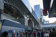 Japan, Kyoto train station