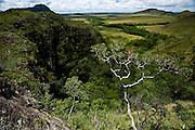 Alto Paraiso de Goias_GO, Brasil...Parque Nacional da Chapada dos Veadeiros em Goias...The Chapada dos Veadeiros National Park in Goias...Foto: JOAO MARCOS ROSA / NITRO...