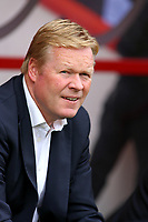 Football - 2016 / 2017 Premier League - AFC Bournemouth vs. Everton<br /> <br /> Everton Manager Ronald Koeman before kick off at Dean Court (The Vitality Stadium) Bournemouth<br /> <br /> Colorsport/Shaun Boggust
