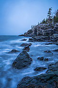 We ended up at Schooner Point near dusk. I love the moody feel of this photo....typical Maine weather.