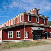 Thayer Hall, Appalachian Mountain Club, Crawford Notch, New Hampshire