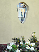 Berlin-Grünau. GERMANY.  Boathouses, Architectural Features Window, Doors. Frühregatta Saturday 30/04/2011 [Mandatory Credit; Peter Spurrier/Intersport-images]