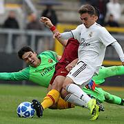 20181127 Calcio, Euro Youth League : Roma vs Real Madrid