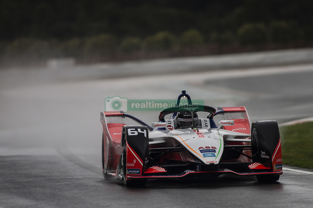 October 19, 2018 - Valencia, Spain - 64 D'AMBROSIO Jerome (bel), MAHINDRA RACING Team during the Formula E official pre-season test at Circuit Ricardo Tormo in Valencia on October 16, 17, 18 and 19, 2018. (Credit Image: © Xavier Bonilla/NurPhoto via ZUMA Press)