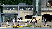 Eton,  GREAT BRITAIN. General Views of the Eton Course  at the Eton Schools' Regatta, Eton Rowing Centre, Dorney Lake. [Finish of cancelled National Schools Regatta], Saturday, 07/06/2008  [Mandatory Credit:  Peter SPURRIER / Intersport Images]. Rowing Courses, Dorney Lake, Eton. ENGLAND