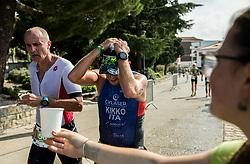I feel Slovenia Ironman 70.3 Slovenian Istra 2018, on September 23, 2018 in Izola / Isola, Slovenia. Photo by Vid Ponikvar / Sportida