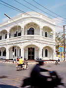 Sino-Portoguese architecture in Old Phuket Town