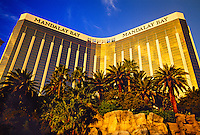 Mandalay Bay Hotel and Casino, Las Vegas Boulevard (the Strip), Las Vegas, Nevada