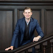 Eric Trump at Trump Turnberry Picture Robert Perry  for The Times 28th June 2017