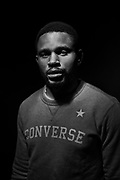 NEW YORK, NY -- 6/6/17 -- Nnamdi Asomugha, stars in the new film Crown Heights, based on the life of Colin Warner, who was wrongly incarcerated for over 20 years. Asomugha plays his best friend, Carl King in the film, which won the Audience Award at Sundance. The film is to be released August 25.…by André Chung #_AC18849