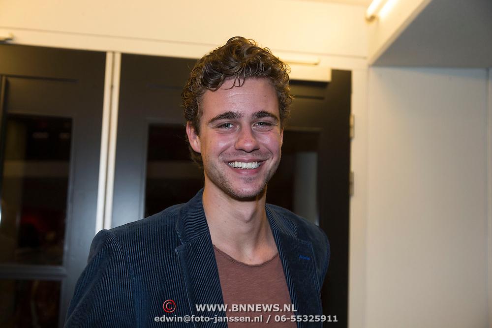 NLD/Zaandam/20140326 - Premiere De Verleiders, Beau Schneider