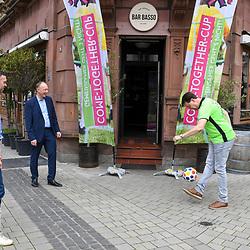 v.l. Markus Kellmann, Christian Herbert und Andreas Stiene bei der Pressekonferenz zum 1. Come-Together-Cup Rhein Neckar.<br /> <br /> Foto © PIX-Sportfotos *** Foto ist honorarpflichtig! *** Auf Anfrage in hoeherer Qualitaet/Aufloesung. Belegexemplar erbeten. Veroeffentlichung ausschliesslich fuer journalistisch-publizistische Zwecke. For editorial use only.