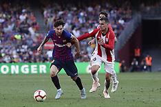 Barcelona v Athletic de Bilbao - 29 September 2018