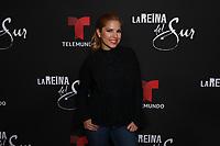 Elva Saray at La Reina Del Sur Season 2 Hollywood Premiere on April 09, 2019 in Hollywood, CA, United States (Photo by Jc Olivera for Telemundo)