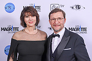 Brussels , 01/02/2020 : Les Magritte du Cinema . The Academie Andre Delvaux and the RTBF, producer and TV channel , present the 10th Ceremony of the Magritte Awards at the Square in Brussels . Pix : Diner des Partenaires . Credit : Frederic Sierakowski / Isopix
