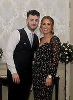 Paul Groden and Any Moore Kilmeena Gaa Club Valentine's Dinner dance function at Knockranny House Hotel.<br />