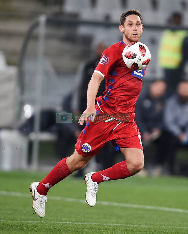 Cape Town-180804 Supersport midfieder Dean Furman in a game against Cape Town City' in the first game of the 2018/2019 season at Cape Town Stadium.photograph:Phando Jikelo/African News Agency/ANAr