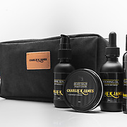 Charlie James Barber Grooming Products