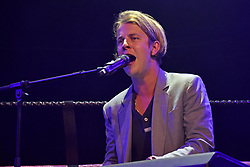 Tom Odell performs at the Boodles Boxing Ball, in association with Argentex and YouTube in Support of Hope and Homes for Children at Old Billingsgate London, United Kingdom - 7 Jun 2019 Photo Dominic O'Neil