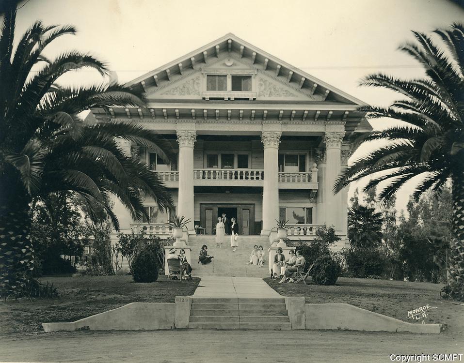 1924 Hollywood Studio Club on Carlos Ave.