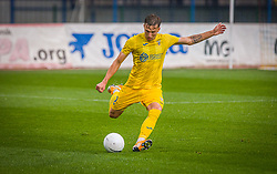 2# Andraz Zinic of NK Domzale during the match of 6. Round, 1.st Slovenian National Football League between NK Domzale and ND Gorica, on 03.10.2020 in Domzale, Slovenia. Photo by Urban Meglič / Sportida