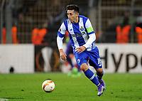 Fotball<br /> Tyskland<br /> 18.02.2016<br /> Foto: Witters/Digitalsport<br /> NORWAY ONLY<br /> <br /> Hector Herrera (Porto) <br /> Dortmund,18.02.2016, Fussball, Europa League, Zwischenrunde Hinspiel, Borussia Dortmund - FC Porto 2:0
