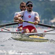 Turkey at WCII 2017