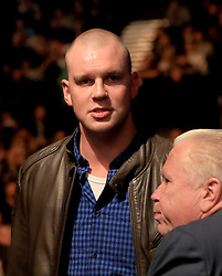 UFC Fighter Stefan Struve at The O2 Arena, London. PRESS ASSOCIATION Photo. Picture date: Saturday March 17, 2018. See PA Story UFC London. Photo credit should read: Simon Cooper/PA Wire