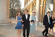 CLEO SHAND; FRANCESCO BOGLIONE; GAIL BOGLIONE, Phillips de Pury and Company.- BRIC- Exhibition and auction celebrating Brazil, Russia, India and China at the Saatchi Gallery. London.  17 April 2010.