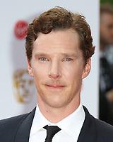 Benedict Cumberbatch, British Academy Television Awards, Royal Festival Hall, London UK, 14 May 2017, Photo by Richard Goldschmidt