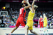 DESCRIZIONE : Basketball Jeux Olympiques Londres Demi finale<br /> GIOCATORE : McCoughtry Angel USA<br /> SQUADRA : USA FEMME<br /> EVENTO :Jeux Olympiques<br /> GARA : USA AUSTRALIE<br /> DATA : 09 08 2012<br /> CATEGORIA : Basketball Jeux Olympiques<br /> SPORT : Basketball<br /> AUTORE : JF Molliere <br /> Galleria : France JEUX OLYMPIQUES 2012 Action<br /> Fotonotizia : Jeux Olympiques Londres demi Finale Greenwich Arena<br /> Predefinita :