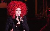 Cyndi Lauper in concert