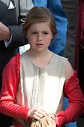 Koningsdag in Dordrecht / Kingsday in Dordrecht<br /> <br /> Op de foto / On the photo:  Prinses Alexia ///  Princes Alexia