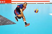 Javier GONZALEZ - 14.03.2015 - Lyon / Paris - 24e journee Ligue A<br /> Photo : Jean Paul Thomas / Icon Sport