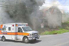 East Allen House Fire 6-20-2014