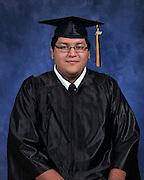 Mt. Carmel High School 2016 co-salutatorian Edward Bernal.