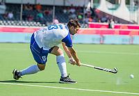 ANTWERPEN -  Scotland-England . Belfius Eurohockey Championship (men) hockey. Kenny Bain (Sco)   COPYRIGHT KOEN SUYK