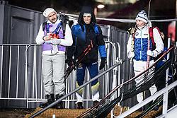 February 13, 2018 - Stockholm, Sweden - OS 2018 i Pyeongchang. Sprint, herrar. Calle Halfvarsson längdskidÃ¥kare Sverige, tävling action landslaget ledsen (Credit Image: © Orre Pontus/Aftonbladet/IBL via ZUMA Wire)