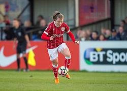 Lauren Hemp of Bristol City Women - Mandatory by-line: Paul Knight/JMP - 28/03/2018 - FOOTBALL - Stoke Gifford Stadium - Bristol, England - Bristol City Women v Birmingham City Ladies - FA Women's Super League