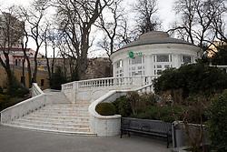 Tea Tree Cafe, Philharmonic Fountain Park