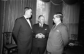 1964 - Canadian Embassy Reception for Pierre Dupuy, C.M.G.