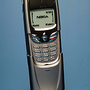 Nokia 8850 open