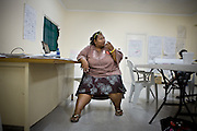 Nauru has the world's highest level of type 2 diabetes, with more than 40% of the population affected. Life expectancy on Nauru in 2006 was 58 years for males and 65 years for females..Nauru is the world's fattest country, with 94% of its population being overweight. One of the main reason is eating habits of Nauruans. .They rarely cook. Traditional food includes fish and coconut. But these days they especially enjoy Spam and Corned Beef and eat a lot of rice. Nauruans do not grow any vegetables...Nauru, officially the Republic of Nauru is an island nation in Micronesia in the South Pacific.  Nauru was declared independent in 1968 and it is the world's smallest independent republic, covering just 21square kilometers..Nauru is a phosphate rock island and its economy depends almost entirely on the phosphate deposits that originate from the droppings of sea birds. Following its exploitation it briefly boasted the highest per-capita income enjoyed by any sovereign state in the world during the late 1960s and early 1970s..In the 1990s, when the phosphate reserves were partly exhausted the government resorted to unusual measures. Nauru briefly became a tax haven and illegal money laundering centre. From 2001 to 2008, it accepted aid from the Australian government in exchange for housing a Nauru detention centre, with refugees from various countries including Afghanistan and Iraq..Most necessities are imported on the island..Nauru has parliamentary system of government. It had 17 changes of administration between 1989 and 2003. In December 2007, former weight lifting medallist Marcus Stephen became the President.